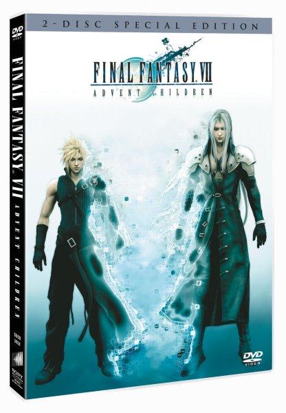 Universal Pictures Norway Final Fantasy VII: Advent Children