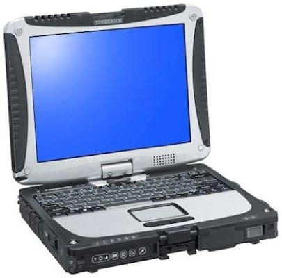 Panasonic Toughbook CF-19ZL027EG