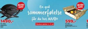 Maxbo.no kampanje