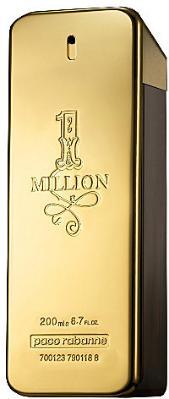 Paco Rabanne 1 Million EdT 200ml