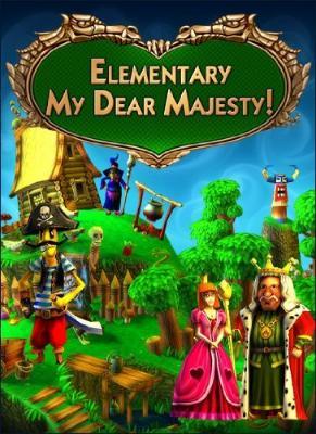 Elementary My Dear Majesty! til PC