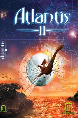 Atlantis 2: Beyond Atlantis til PC