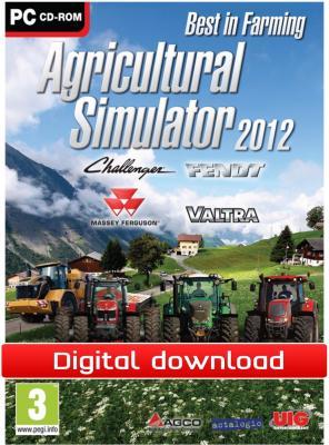 Agricultural Simulator 2012: til PC