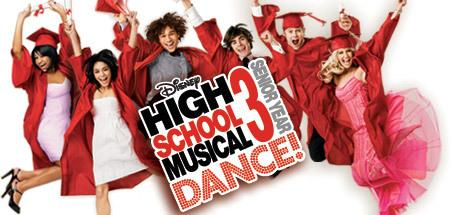 Disney High School Musical 3: Senior Year Dance til PC