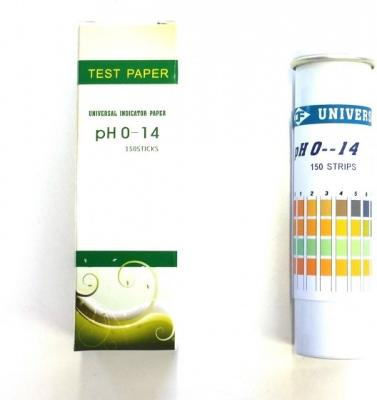 pH-strips for ølbrygging