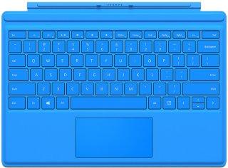 Microsoft Surface Pro 4 Type Cover tastatur med