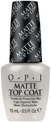 OPI Matte Top Coat 15ml