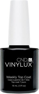 CND Vinylux Weekly Top Coat 15ml