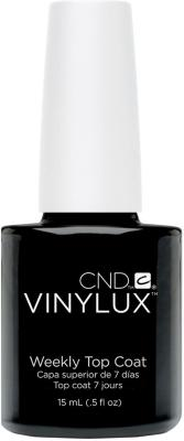 CND Vinylux Weekly Top Coat 15ml
