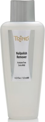 Trind Acetone Free Nail Polish Remover 125ml