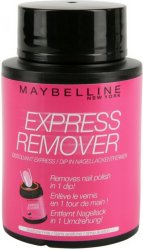 Maybelline Express Nail Polish Remover