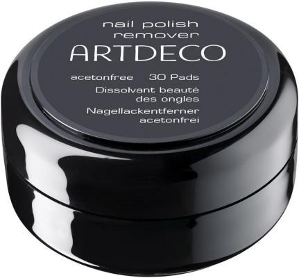 Artdeco Nail Polish Remover Pads 30stk