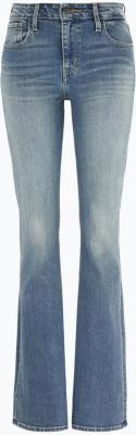 Levi's Jeans High Rise Flare Slim Fit (Dame)