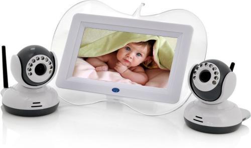 Babycall Toveis med 2 kamerasett