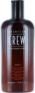 American Crew 3 in 1 450ml