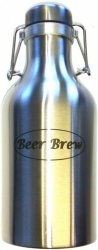 Beer Brew Growler 1L