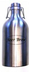 Beer Brew Growler 2L