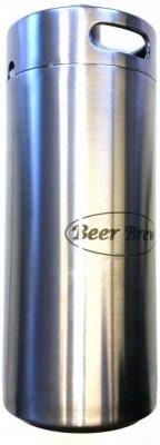 Beer Brew Growler 4L