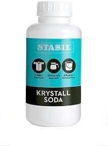 Stabil Krystall Soda