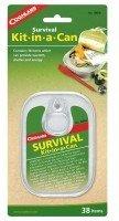 Coghlans Survival Kit-in-a-Can 38 deler