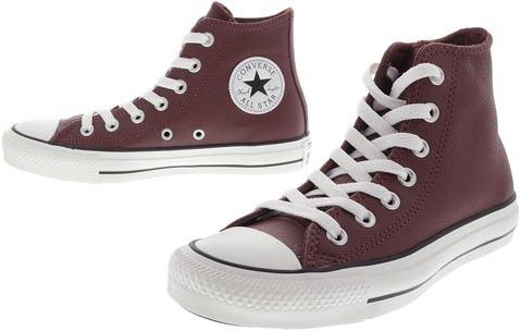 Converse All Star Leather Hi (Unisex)