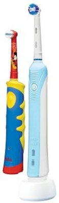 Oral-B Pro 500 + Mickey Family Pack