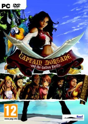 Captain Morgane and the Golden Turtle til PC