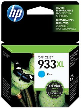 HP 933XL Blekk Cyan