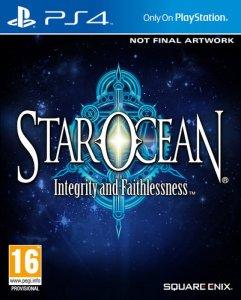 Star Ocean: Integrity and Faithlessness til Playstation 4