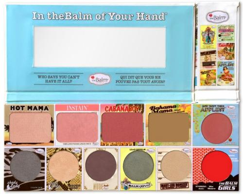 theBalm In theBalm of Your Hand Set