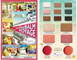 theBalm Balm Voyage vol. 2 Face Palette
