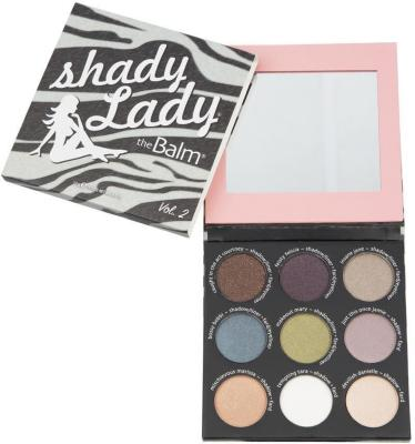theBalm shadyLady Palette Vol. 2