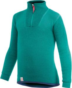 Woolpower Zip Turtleneck 200g (Barn)