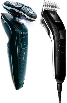 Philips RQ1250/16 + Philips QC5115