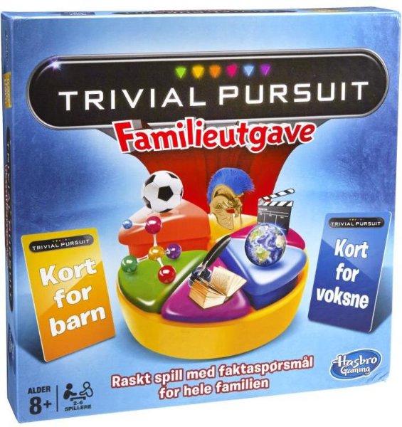 Trivial Pursuit Familieutgave