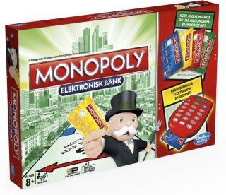 Monopol med Elektronisk Bank