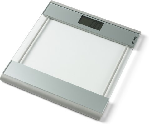 InVite Personvekt Glass