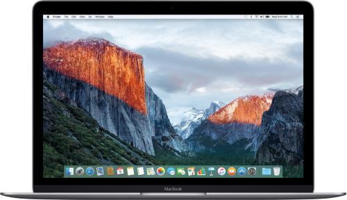 Apple MacBook 12 Core M3 1.1GHz 8GB 256GB (Early 2016)
