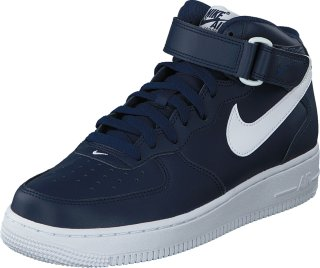 Nike Air Force 1 07 Mid (Herre)