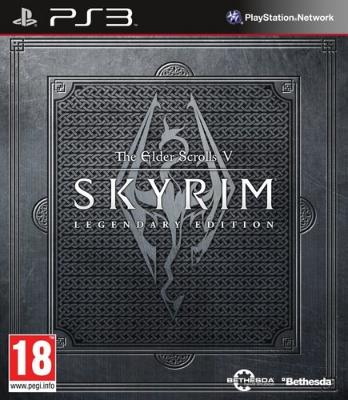 The Elder Scrolls V: Skyrim - Legendary Edition til PlayStation 3