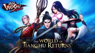 Age of Wushu Dynasty til Android