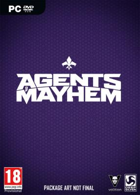 Agents of Mayhem til PC