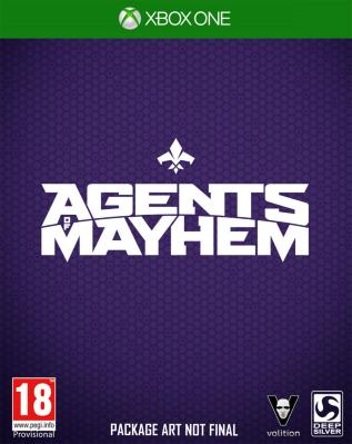 Agents of Mayhem til Xbox One