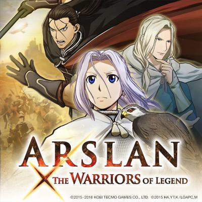 Arslan: The Warriors of Legend til PlayStation 3