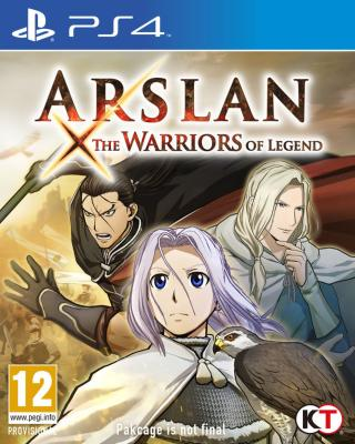 Arslan: The Warriors of Legend til Playstation 4