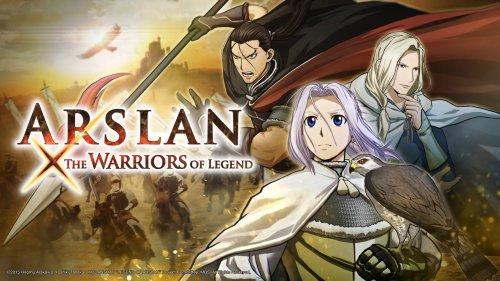 Arslan: The Warriors of Legend til PC