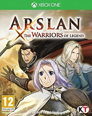 Arslan: The Warriors of Legend til Xbox One