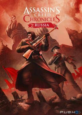 Assassin's Creed Chronicles: Russia til Playstation 4