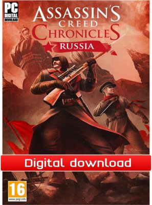 Assassin's Creed Chronicles: Russia til PC