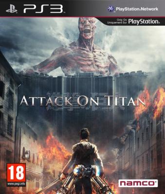Attack On Titan til PlayStation 3
